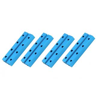 Makeblock -  Nosač 0824-064-Plavi (4-kom)