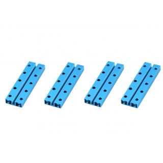 Makeblock -  Nosač 0824-080-Plavi (4-kom)