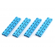 Makeblock -  Beam0824-096-Blue (4-Pack)