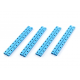 Makeblock -  Beam0824-176-Blue (4-Pack)