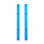 Makeblock -  Beam0824-400-Blue (Pair)