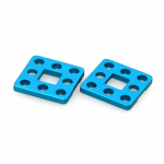 Makeblock - Belt Connector-Blue (Pair)