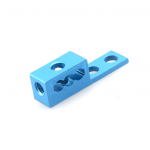 MakeBlock - Bracket P1-Blue (Pair)
