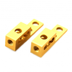 MakeBlock - Bracket P1-Gold (Pair)