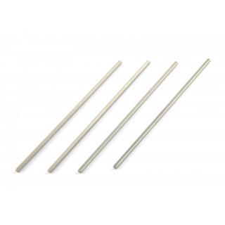 MakeBlock - D Shaft 4x160mm(4-Pack)