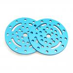 Makeblock - Disc D72-Blue (Pair)