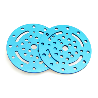 Makeblock - Disc D72-Blue (Pair)