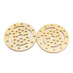 Makeblock - Disc D72-Gold (Pair)