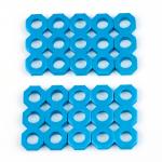 Makeblock - Linkage-024-Blue (10-Pack)