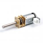 Makeblock - Mini Metalni motor s reduktorom - N20 DC 12V/100RPM