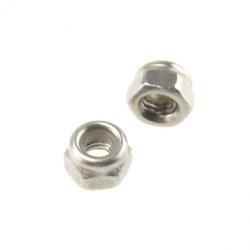 MakeBlock - Nylon Lock Nut 4mm (50-pack)