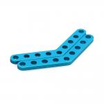 Makeblock -  Nosač  skutom od 45°- Plavi (Par)