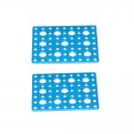 Makeblock - Plate 7×9cm B-Blue(Pair)