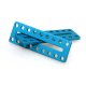 MakeBlock - Plate I1-Blue (Pair)