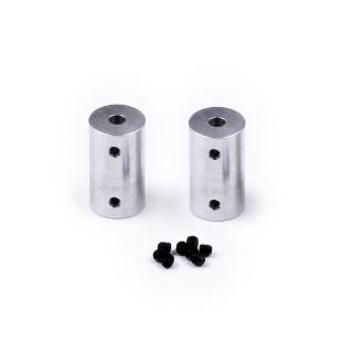 Makeblock - Solid Coupling 4x6mm (Pair)