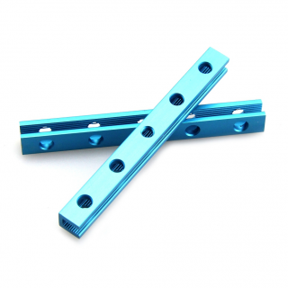 Makeblock - Thread Drive Beam M4x80-Blue (Pair)