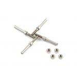 MakeBlock - Threaded Shaft 4x39mm(4-Pack)