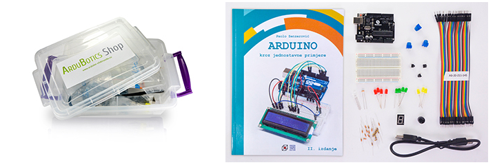 Arduino Book with 50+ projects & Basic Set for beginners