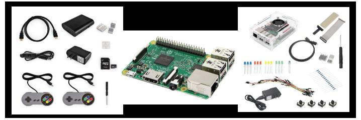 Raspberry Pi Setovi