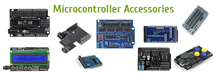 MICROCONTROLLER ACCESSORIES