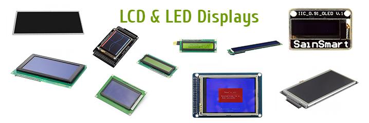 LCD i LED Zasloni