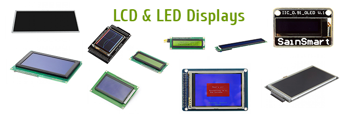 LCD & LED Displays
