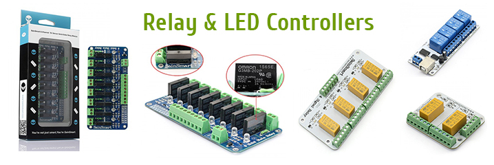 RELAYS & CONTROLLERS