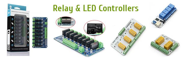 Releji i LED kontroleri