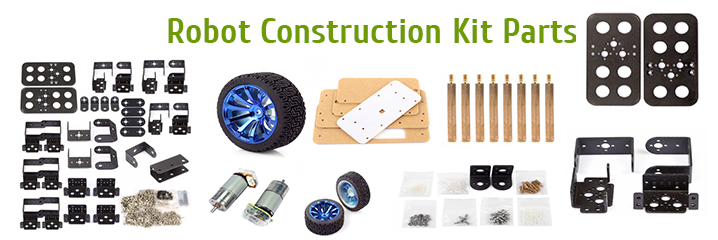 Robot Construction Kit Parts