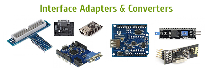 Interface Adapters & Converters