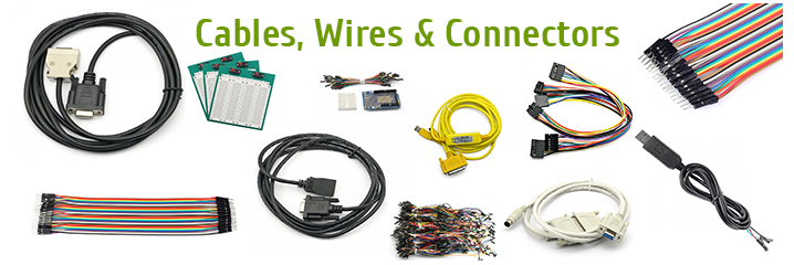 Cables, Wires & Connectors