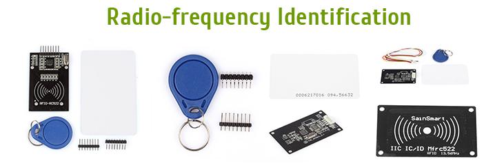 Radio-frekvencijska identifikacija (RFID)