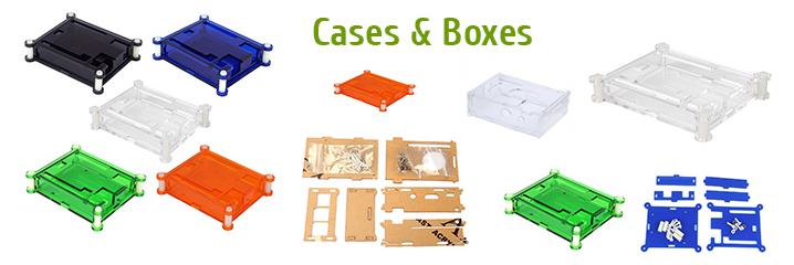 CASES & BOXES