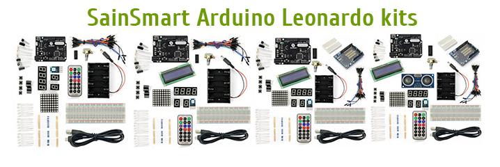 SainSmart Leonardo Kits