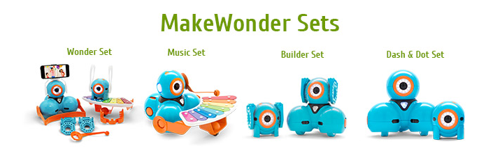 MakeWonder Kits